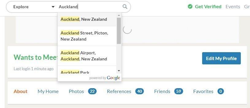 Kostenlose Online-Dating-Seiten in Auckland
