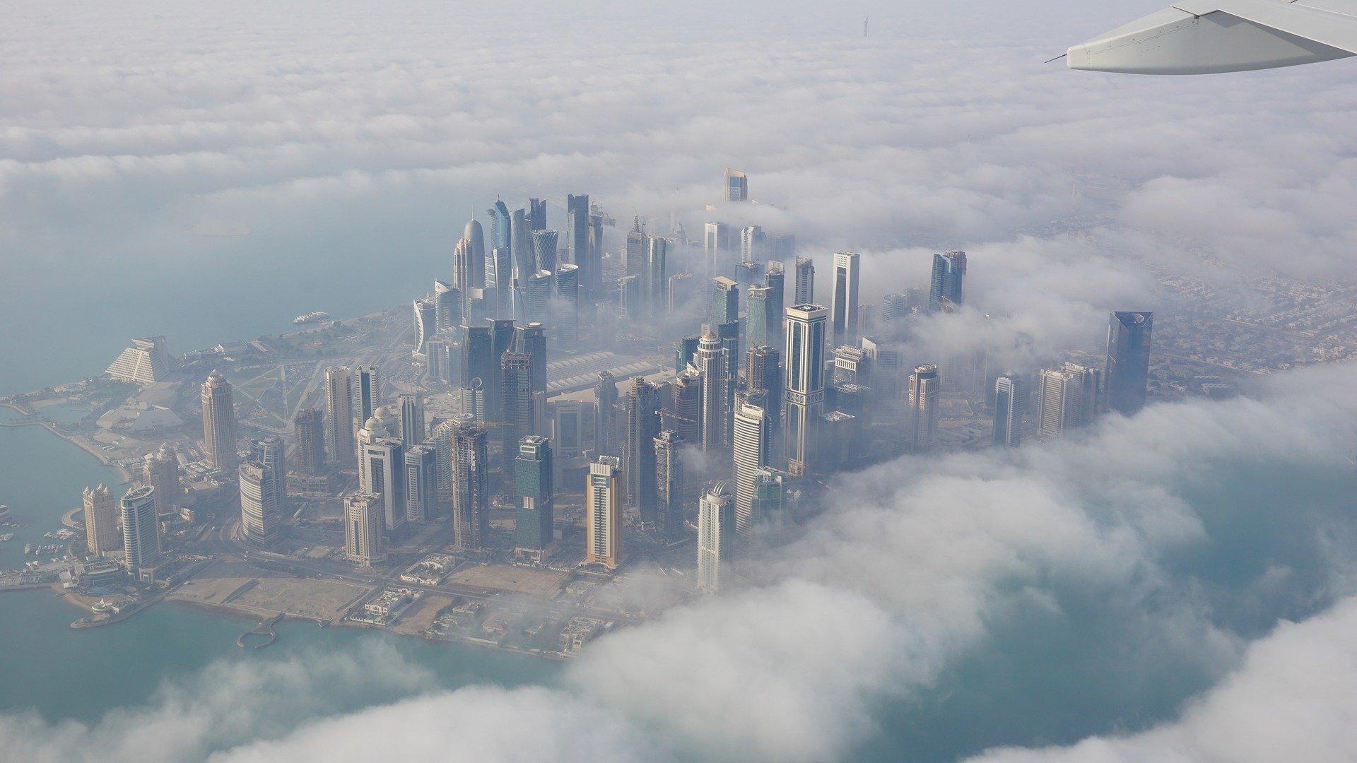 Neuseeland Gruppenflug Doha Qatar Airways