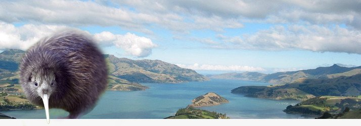 Neuseeland Tierwelt